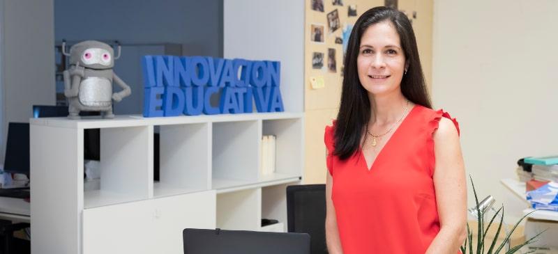 Ana Cristina García Pérez, nueva vicerrectora de Innovación Eduactiva en la Universidad Isabel I