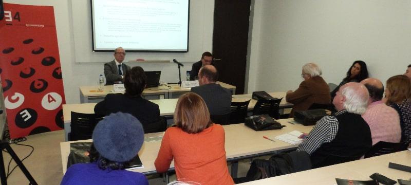 Acuerdo entre la Universidad Isabel I y el Colegio de Economistas de Asturias
