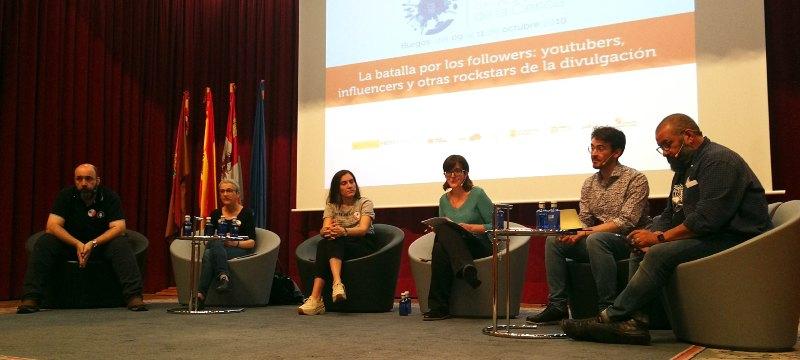 Marián García participa en el VII Congreso de Comunicación Social de la Ciencia