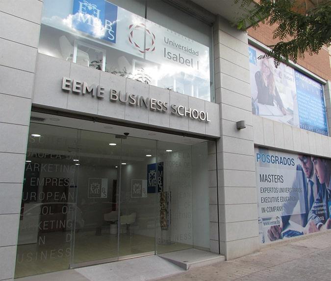 La Universidad Isabel I, distinguida por la EEME Business School con el premio EEME 2016
