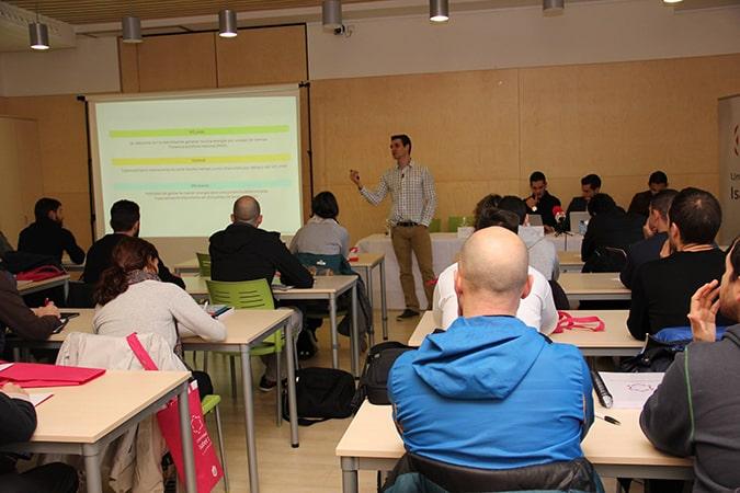 La Universidad Isabel I celebra una Jornada Presencial de Actualización en Metodología del Entrenamiento