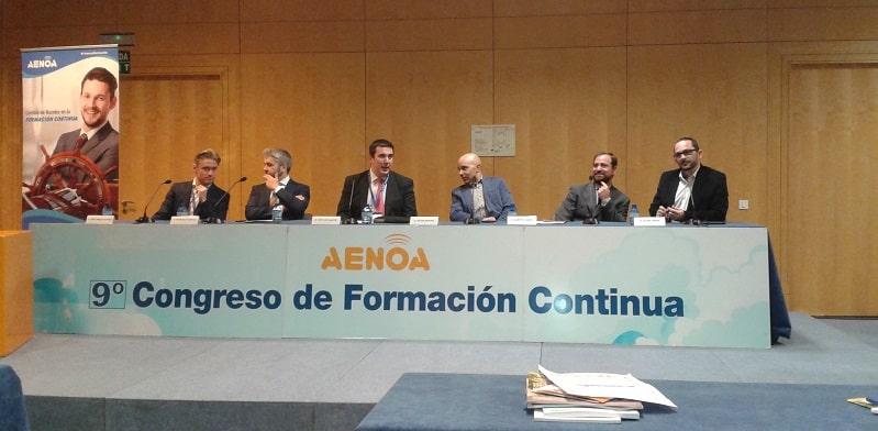 La Universidad Isabel I ha participado participó en el IX Congreso Nacional de Formación Continua celebrado en Madrid el pasado fin de semana.