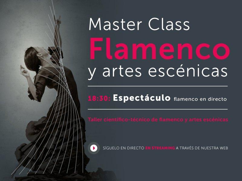 Los amantes del flamenco tienen una cita este sábado en la Universidad Isabel I