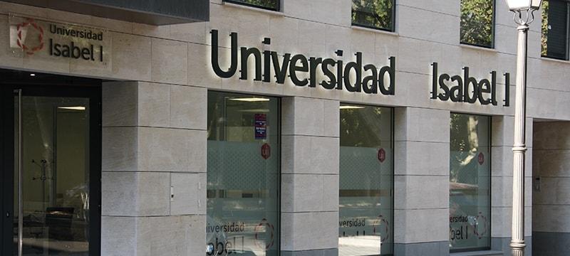 Nueva sede de la Universidad Isabel I en Valladolid