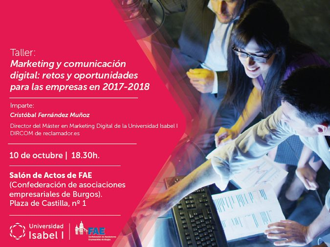 Universidad Isabel I, ui1, marketign digital, master marketing digital, master oficial marketing digital