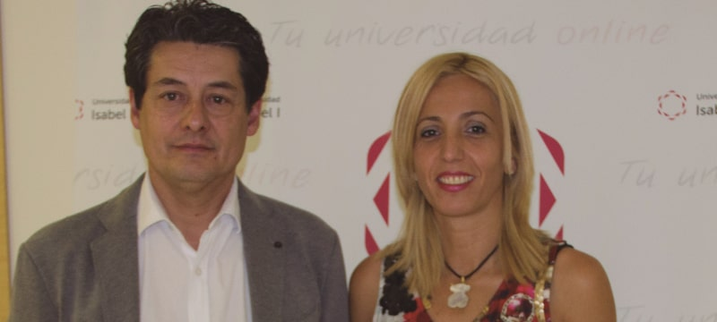 Olaia Abadía García de Vicuña y Manuel Leopoldo Blanco González.
