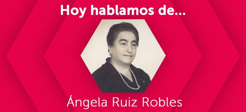 Ängela Ruiz Robles