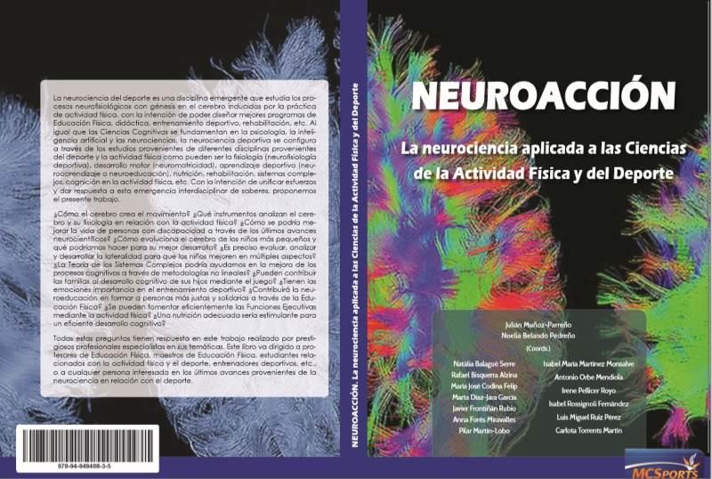 Un alumno y dos profesoras de la Universidad Isabel I participan en el libro Neuroacción.