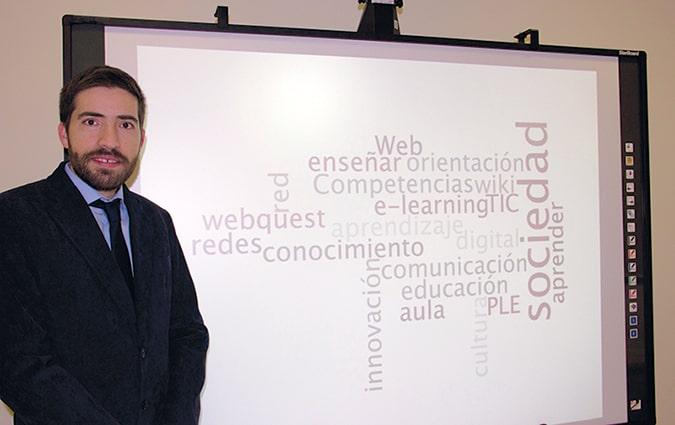 Antonio Segura Marrero, decano de la Facultad de Humanidades y Ciencias Sociales