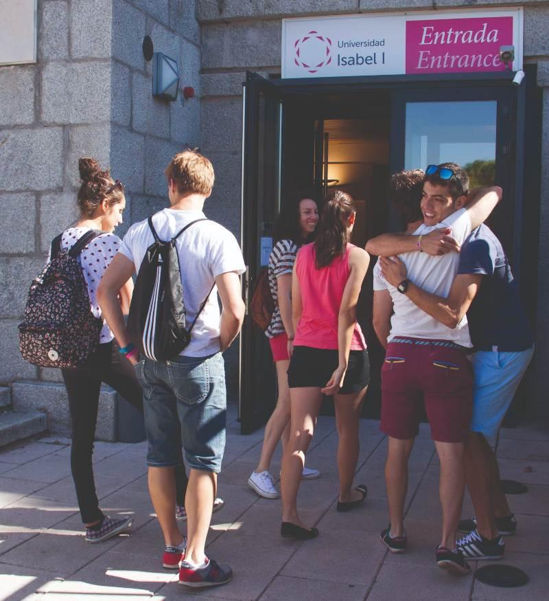 Los alumnos de la Universidad Isabel I eligen a sus representantes