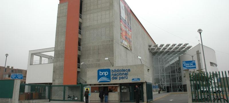 Biblioteca Nacional de Perú