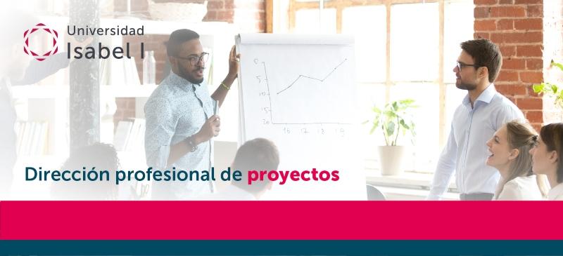 Webinar de dirección de proyectos de la Universidad Isabel I