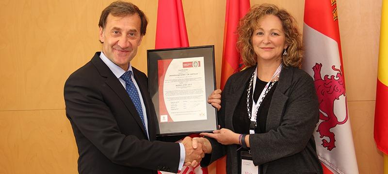 La Universidad Isabel I recibe de Bureau Veritas la certificación ISO 27001
