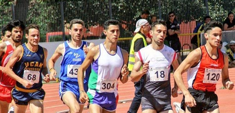 Campeonato universitario de atletismo