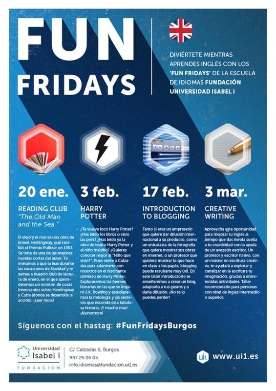 Fun Fridays Burgos