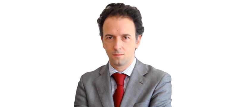 El profesor del Grado en Ade de la Isabel I, Cayetano Medina