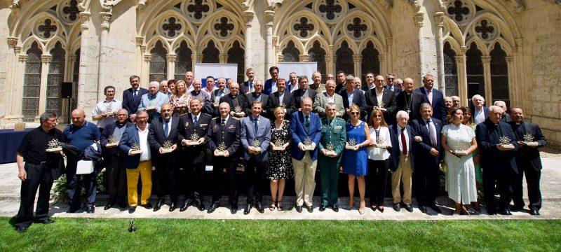 La Fundación VIII Centenario de la Catedral premia a la Universidad Isabel I