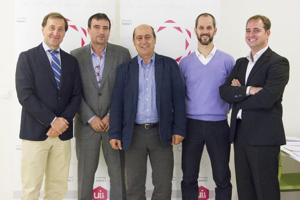La Universidad Isabel I y la Central Sindical Independiente y de Funcionarios (CSIF) han ampliado su Convenio de Colaboración