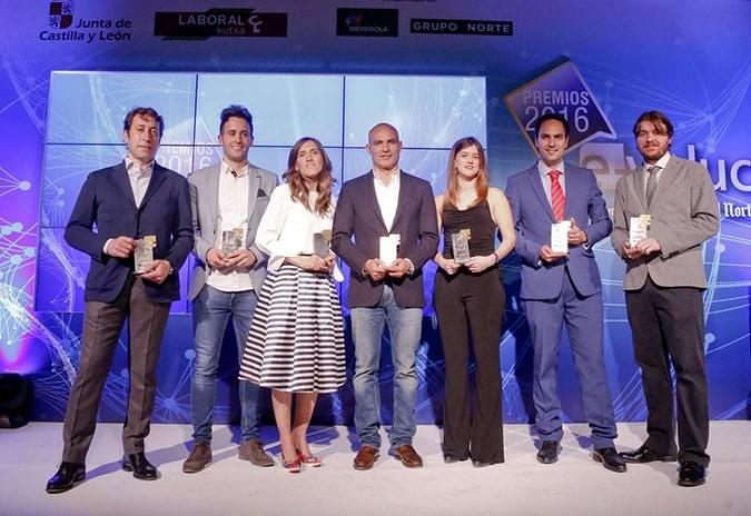 La Universidad Isabel I, en la gala de entrega de los Premios E-volución