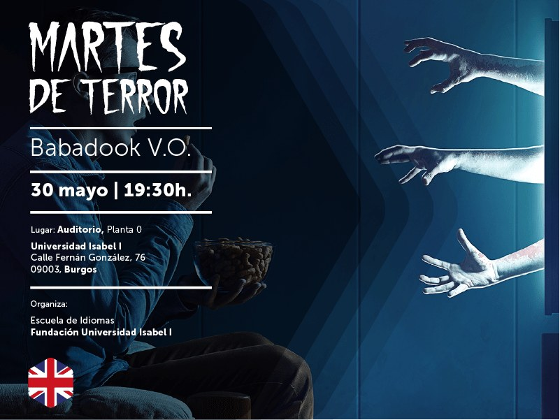 """""""Martes de Terror"""" en la Universidad Isabel I"""