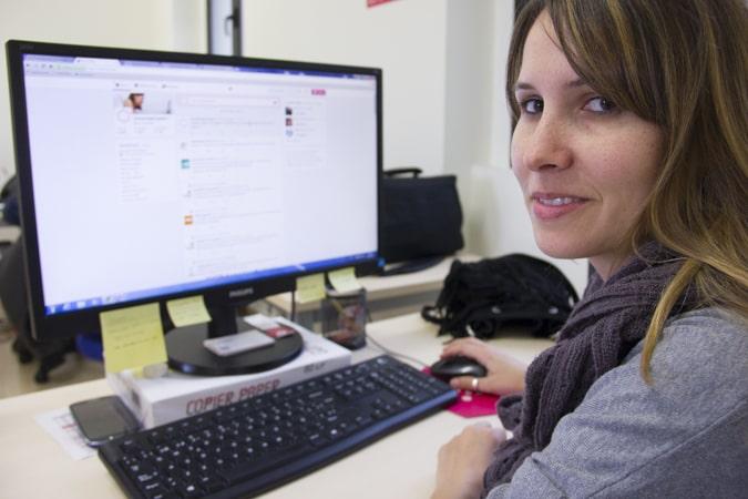 Clara Rodríguez, ponente en el Congreso Farmacéutico de Castilla y León