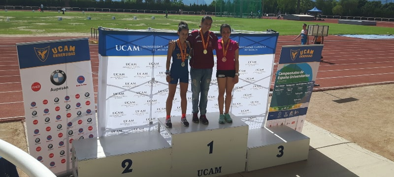 La Isabel I gana su primera medalla en competición universitaria