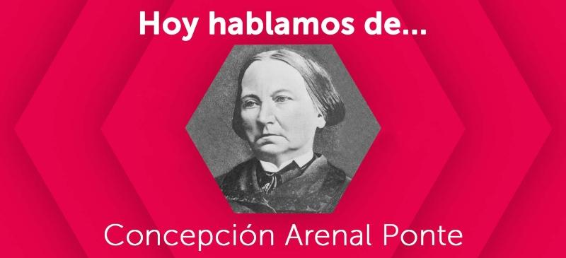 Concepción Arenal, primera feminista en España