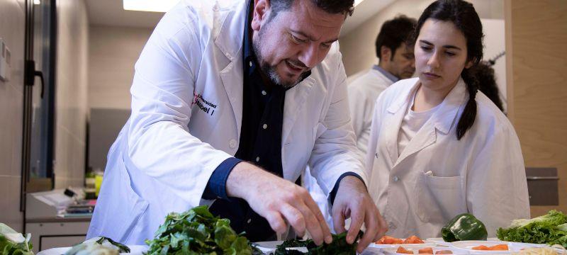 Giuseppe Russolillo, presidente de la Conferencia Mundial de Dietistas-Nutricionistas