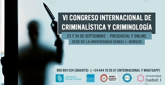Universidad Isabel I, ui1, criminologia, grado criminologia, congreso criminologia, congreso internacional criminologia