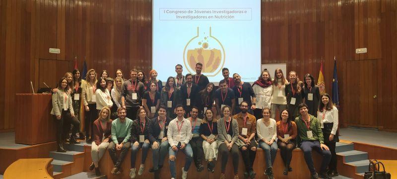 I Congreso de Jóvenes Investigadoras e Investigadores en Nutrición