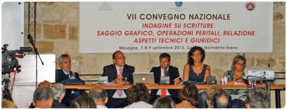 Participamos en el VII Congreso sobre Grafología Forense