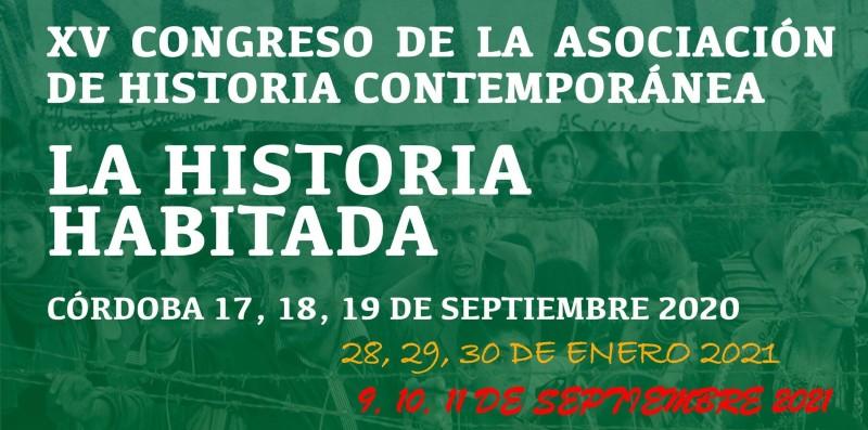XV Congreso Internacional de Historia Contemporánea