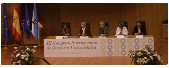III Congreso Internacional de Docencia Universitaria