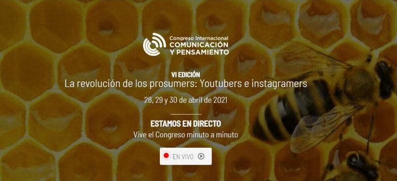 Congreso internacional comunicación y pensamiento