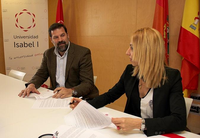 La Universidad Isabel I lleva firmados más de 200 convenios de prácticas en lo que va de año
