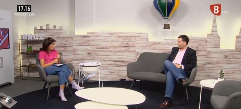 entrevista de Roberto Cruz, profesor de derecho penal en la Universidad Isabel I sobre chalen grooming