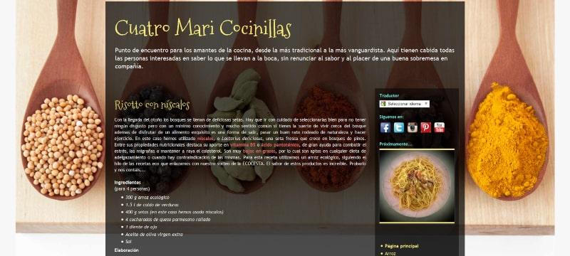 Estudiantes de Nutrición Humana y Dietética Humana de la Universidad Isabel I nos enseñan a comer sano a través de su blog
