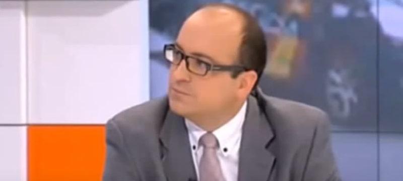 "Aitor Curiel en ""La mañana de la 1"""