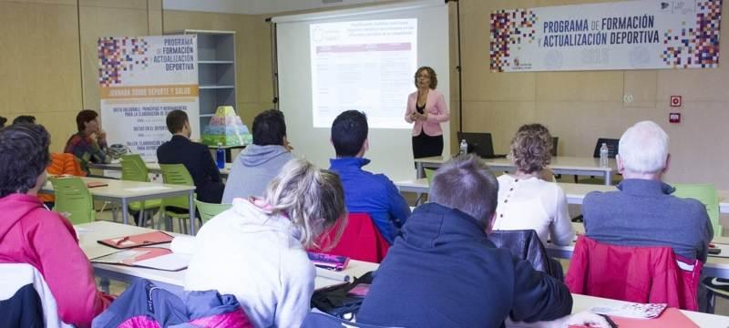 Jornada sobre Deporte y Salud en la Universidad Isabel I