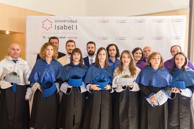 El 53% de la plantilla de la Universidad Isabel I son mujeres