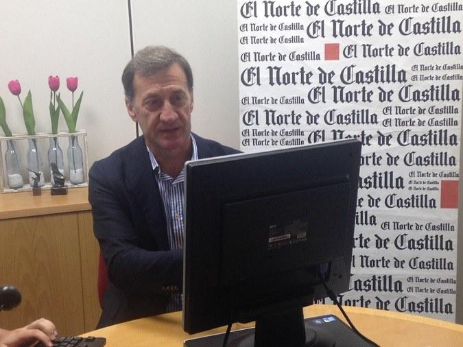 El rector de la Universidad Isabel I participa en un videochat de El Norte de Castilla