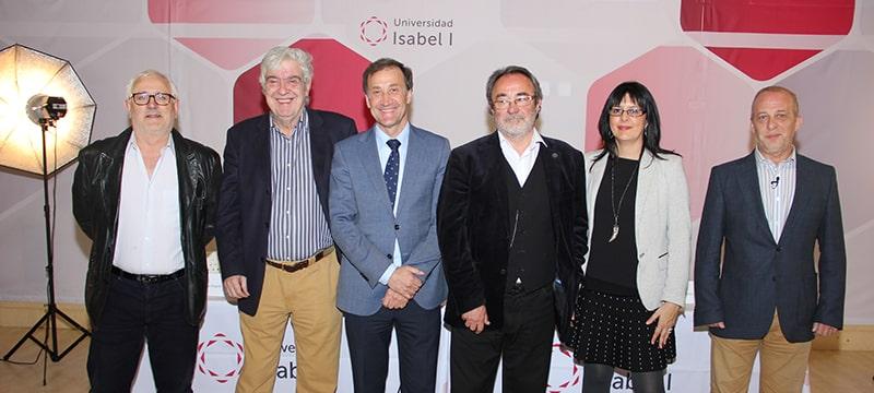 """Luis M. de Dios: """"Tenía muchas ganas de venir a Burgos a presentar mi nueva novela"""""""