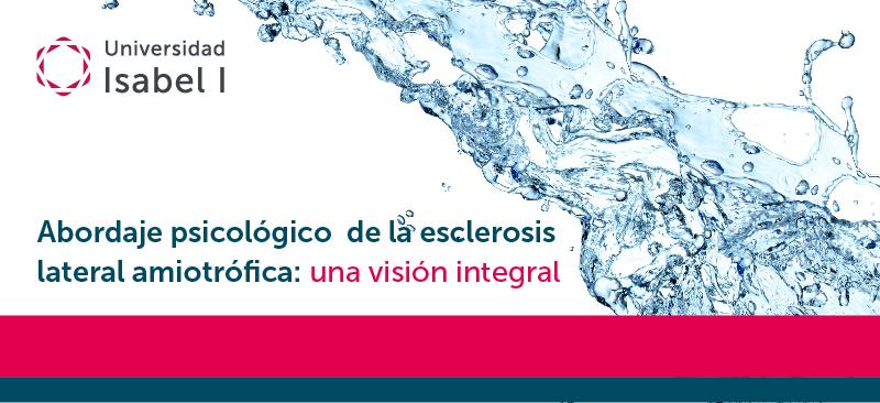Imagen sobre el webinar de ELA de la Universidad Isabel I