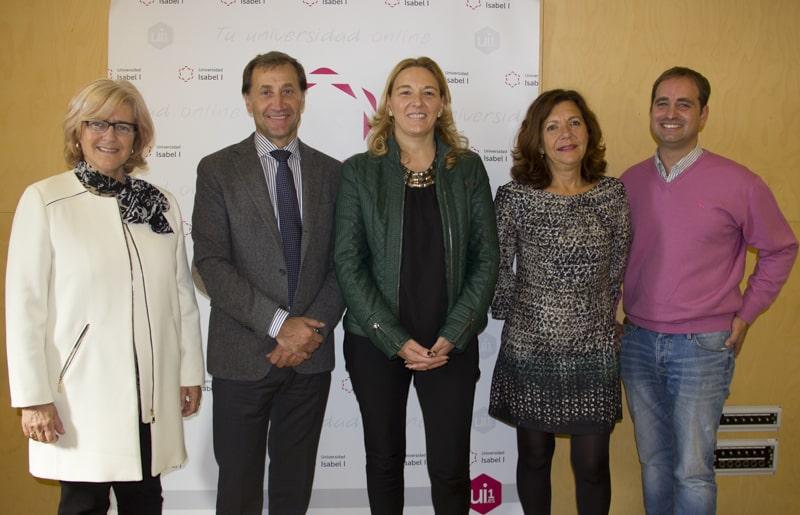 La Universidad Isabel I y la Escuela Europea acuerdan la apertura de un centro colaborador en Asturias