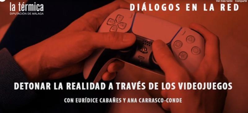 Imagen de la muestra de la webinar en la que participa Eurídice Cabañes