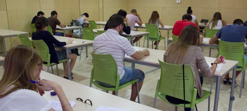Los alumnos de la Universidad Isabel I se examinan este fin de semana