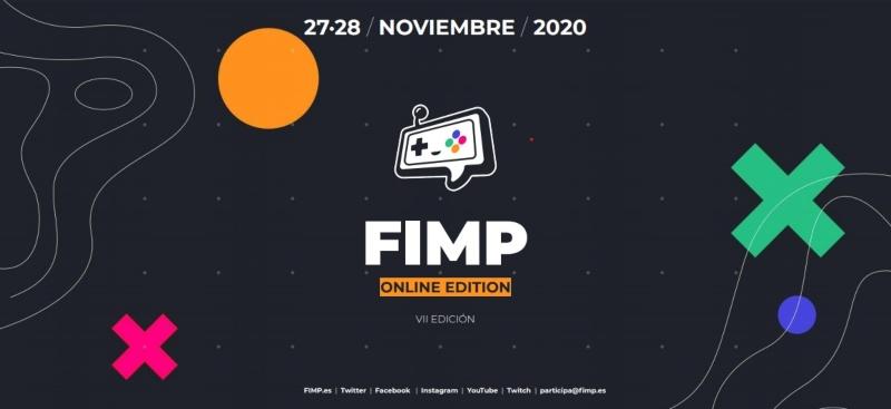 FIMP, feria de nuevas tecnologías, cabecera de la web