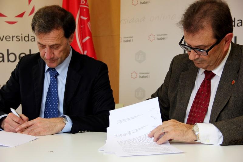 Acuerdo de colaboración académica, científica y cultural entre la Universidad Isabel I y la Universitat de Les Illes Balears
