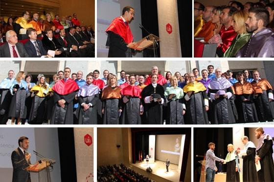 Varios momentos del evento celebrado el día 25 de octubre en la sede burgalesa.