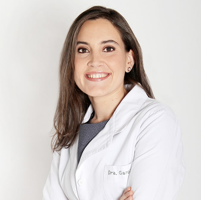 Marián García, profesora de Nutrición en la Universidad Isabel I
